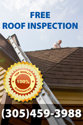 Free Roof Inspection Miami Roofing Co